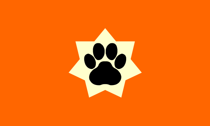 Furry Flag
